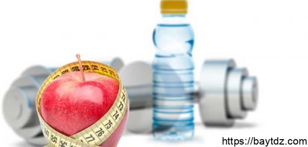 كيف تحافظ على وزنك