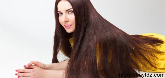 كيف تزيد من كثافة الشعر