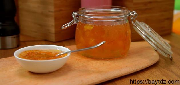 كيف تصنع مربى البرتقال