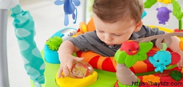 كيف تطورين مهارات طفلك الحركية