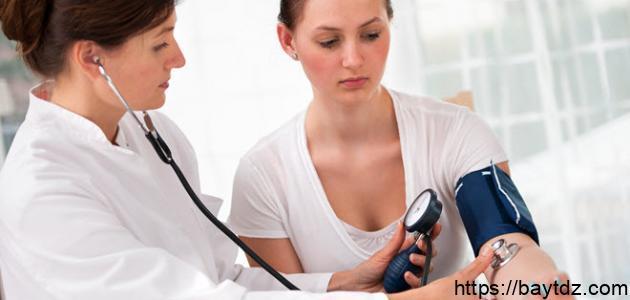 كيف تعالج ارتفاع ضغط الدم