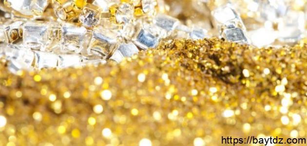 كيف تعرف الذهب الحقيقي