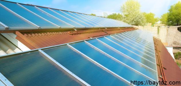كيف تعمل الخلايا الشمسية
