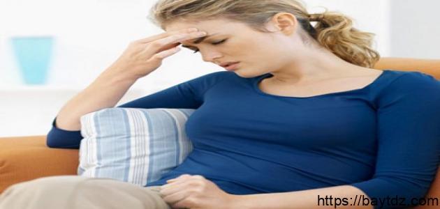 كيف تكون أعراض الحمل
