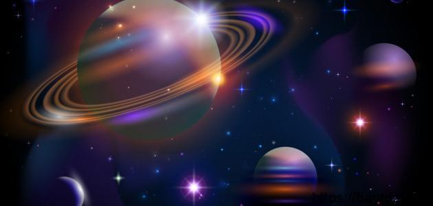 كيف خلق الكون
