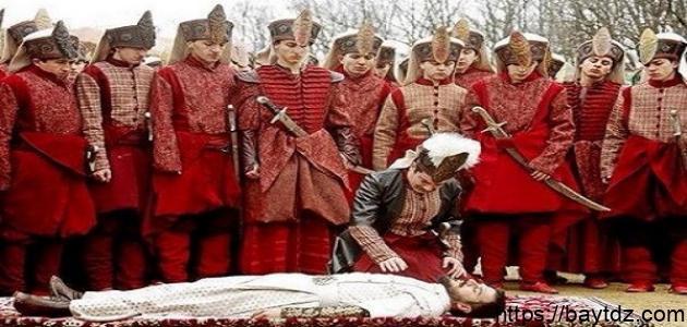 كيف مات محمد ابن السلطان سليمان القانوني