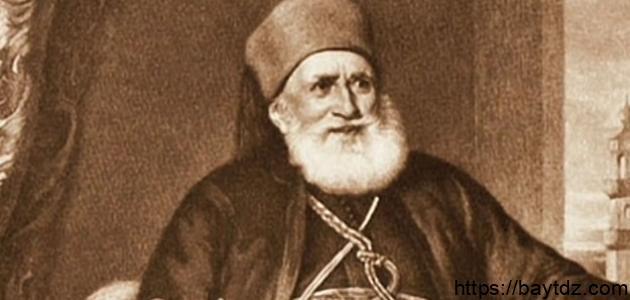 كيف مات محمد علي باشا