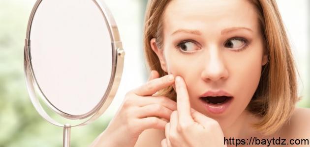 كيف نحافظ على بشرة الوجه