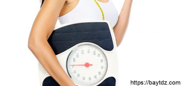 كيف نحسب الوزن المثالي