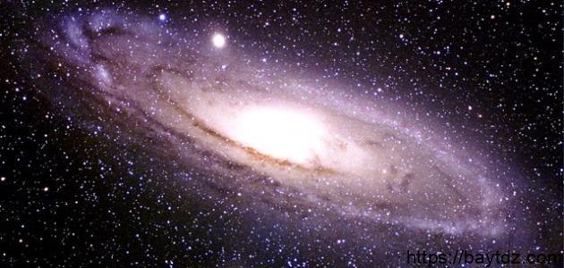 كيف نشأت المجرات
