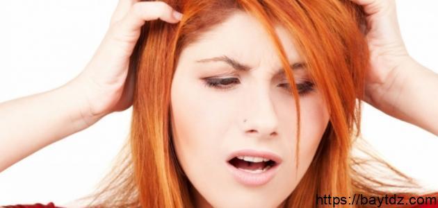 كيف نقضي على قشرة الشعر