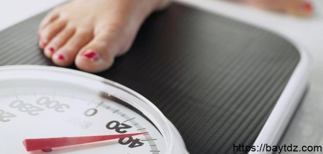 كيف يزداد الوزن