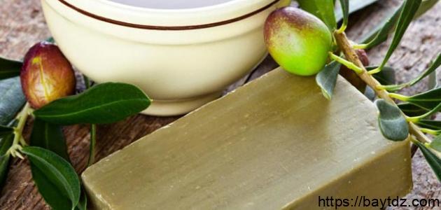 كيف يصنع صابون زيت الزيتون