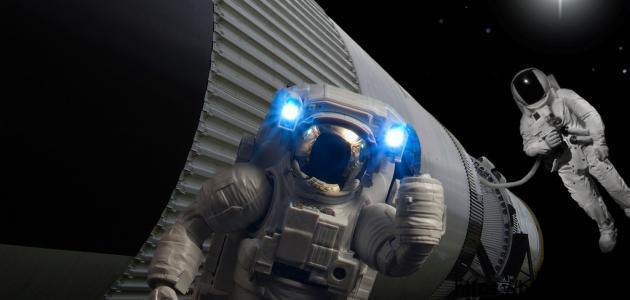 كيف يعيش رواد الفضاء في الفضاء