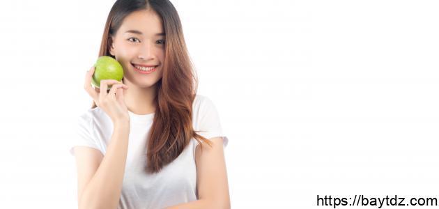 كيفية إزالة التقشير من الوجه