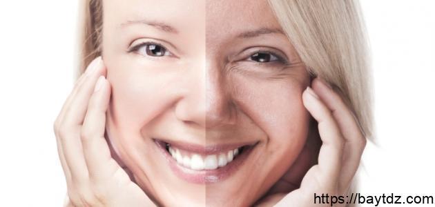 كيفية إزالة تجاعيد الوجه