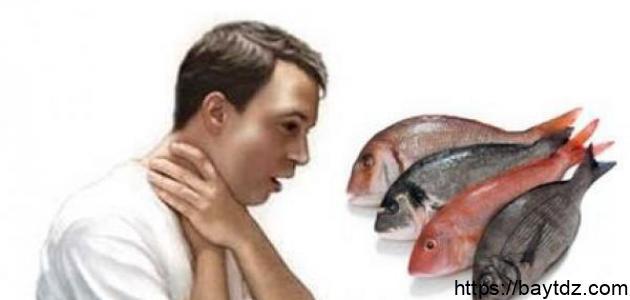كيفية إزالة عظم السمك من البلعوم