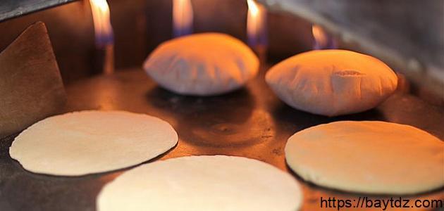 كيفية إعداد الخبز