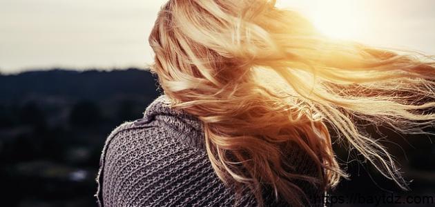 كيفية إنبات شعر الرأس