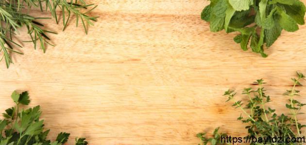 كيفية إنقاص الوزن بالأعشاب