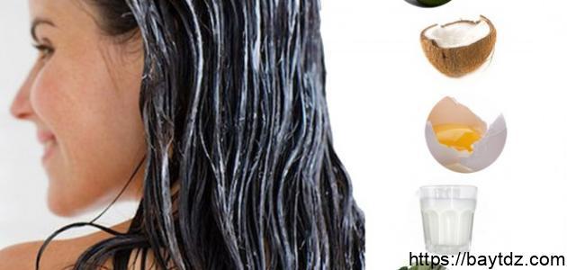 كيفية استخدام بلسم الشعر