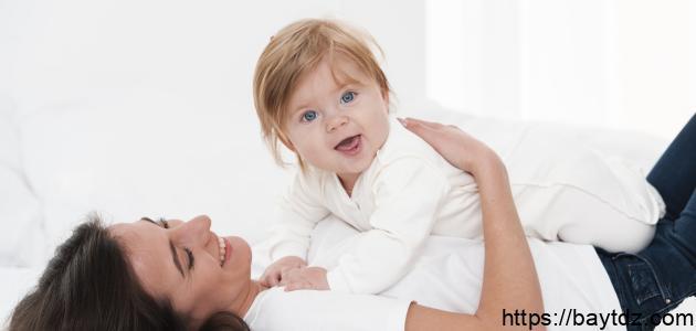 كيفية التخلص من البطن بعد الولادة