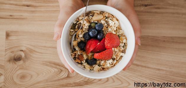 كيفية التخلص من الدهون الضارة في الجسم