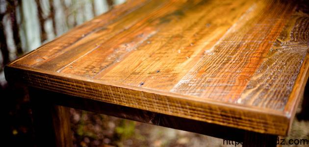 كيفية التخلص من سوس الخشب