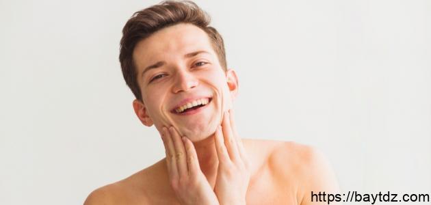 كيفية التخلص من شعر الوجه نهائياً للرجال