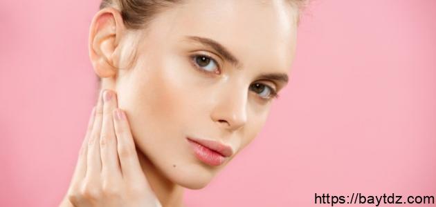كيفية التخلص من شعر الوجه