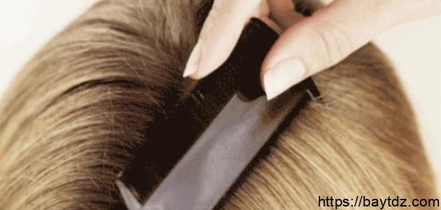 كيفية التخلص من قمل الشعر