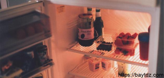 كيفية القضاء على رائحة الثلاجة