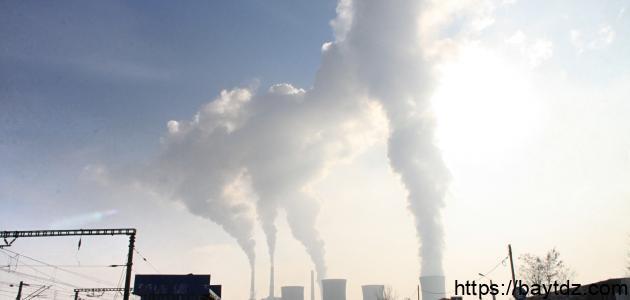 كيفية المحافظة على الهواء من التلوث