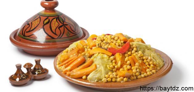 كيفية تحضير الطاجين المغربي بالدجاج