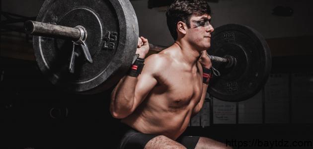 كيفية تقوية العضلات للمبتدئين
