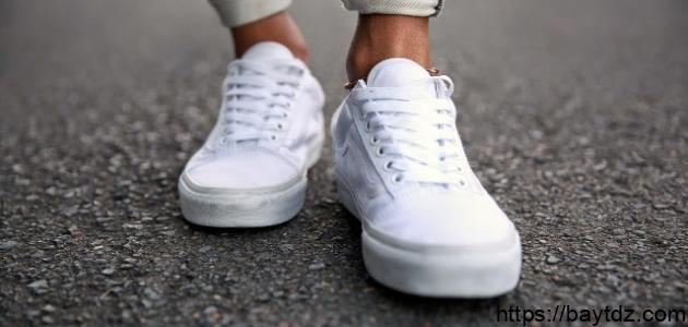 كيفية توسيع الحذاء