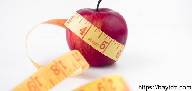 كيفية خسارة الوزن في شهر رمضان