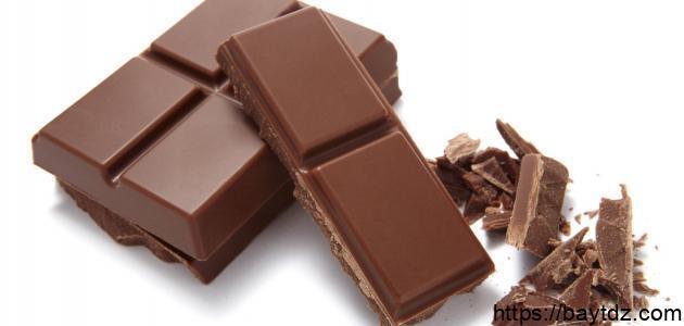 كيفية صنع الشوكولاتة