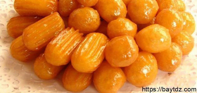 كيفية صنع حلويات سهلة