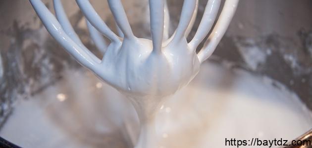 كيفية صنع كريمة الجاتو