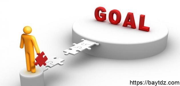 كيفية صياغة الأهداف في الحياة
