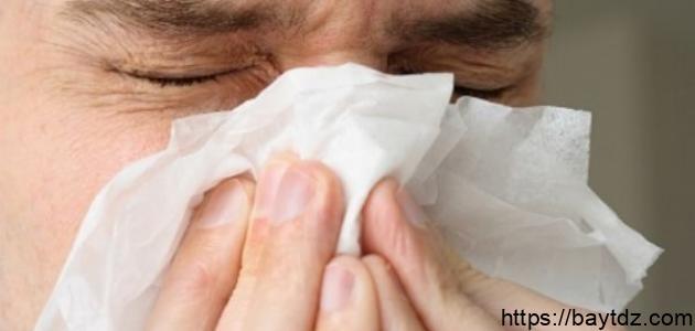 كيفية علاج البرد بسرعة