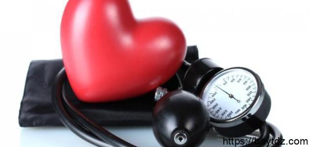 كيفية علاج ضغط الدم