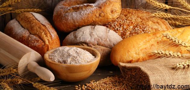 كيفية عمل الخبز عروك