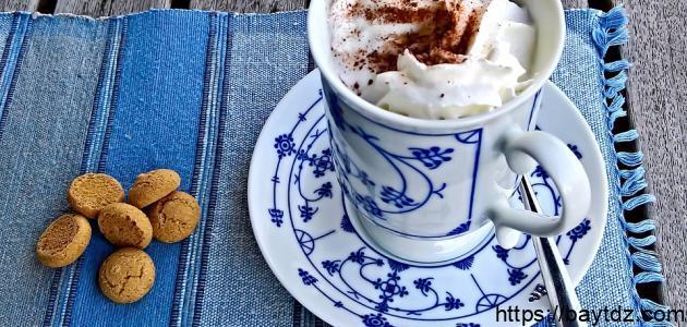 كيفية عمل مشروب الشوكولاتة الساخن
