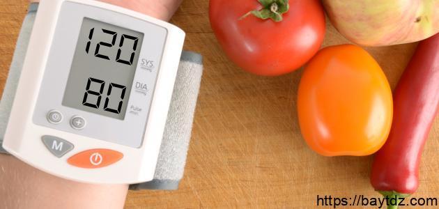 كيفية قراءة ضغط الدم