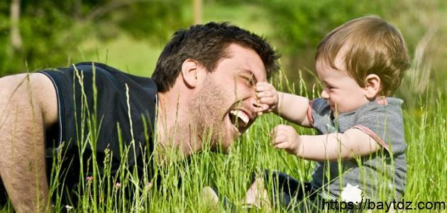 كيفية قضاء الوقت مع الأطفال