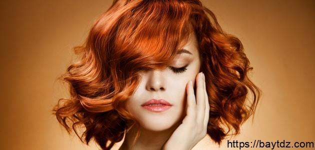 كيفية مزج ألوان صبغات الشعر