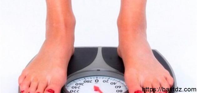 كيفية معرفة الوزن المثالي للجسم