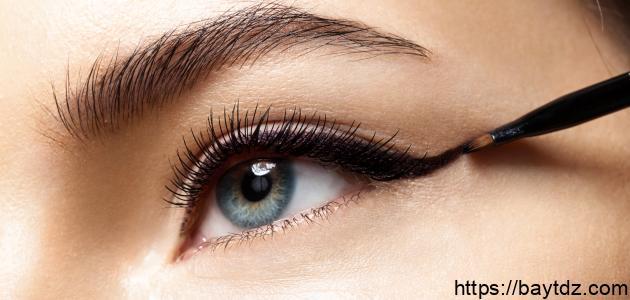 كيفية مكياج العيون
